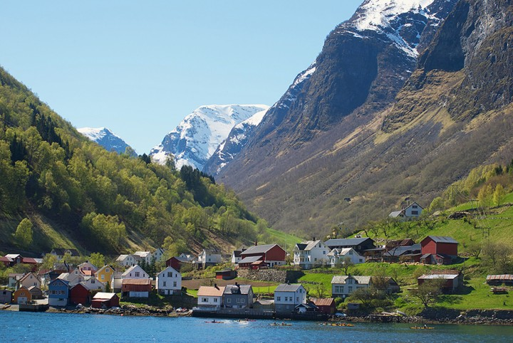 Sognefjord in a nutshell: All about the view