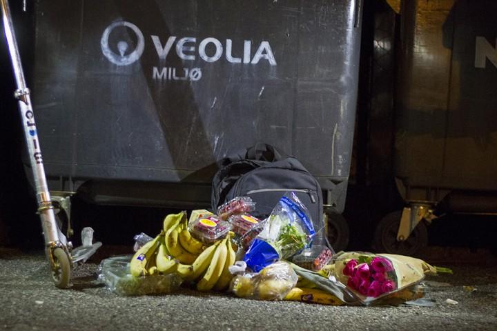Dumpster diving: budgeting in Bergen