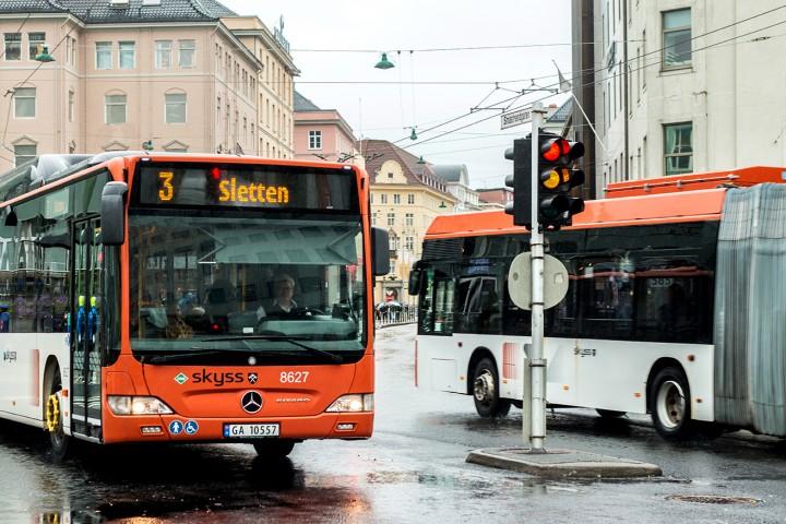 Kan bli full stans i busstrafikken fra lørdag