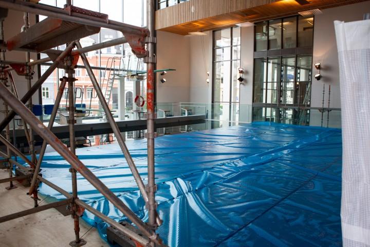 Derfor er bassenget på Studentsenteret stengt