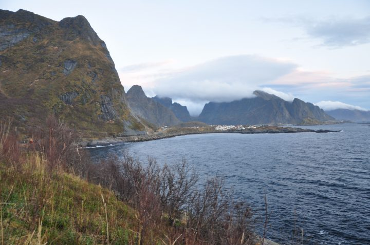 You should visit Lofoten