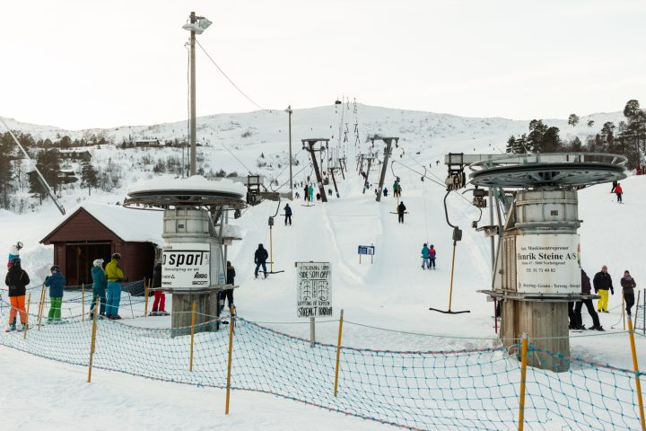 Skiing spots this winter