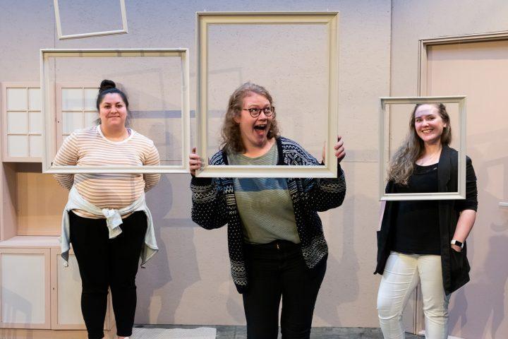 Studentteaterets nyeste oppsetning oversettes til tegnspråk