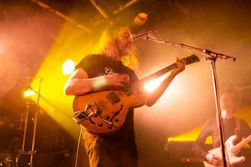 I går spilte Motorpsycho sin første konsert på Hulen på 26 år