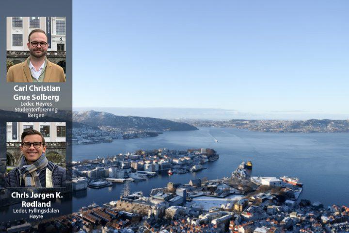 Bergen trenger en ny kurs