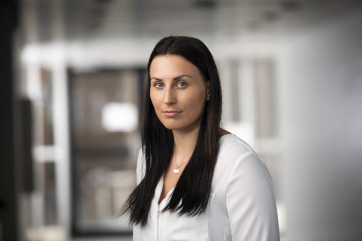 Hun blir leder av Norges største studentorganisasjon