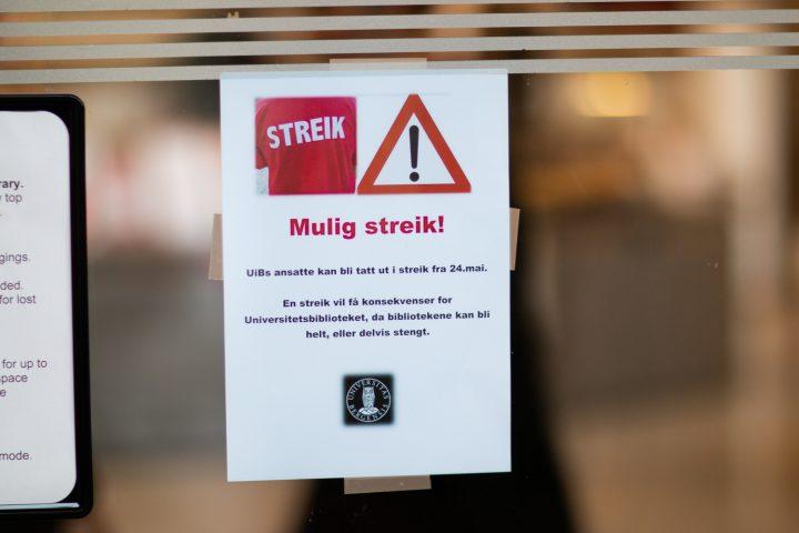 Det blir ikke streik