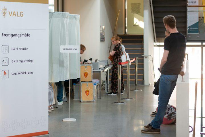 Norsk politikk: Crash course