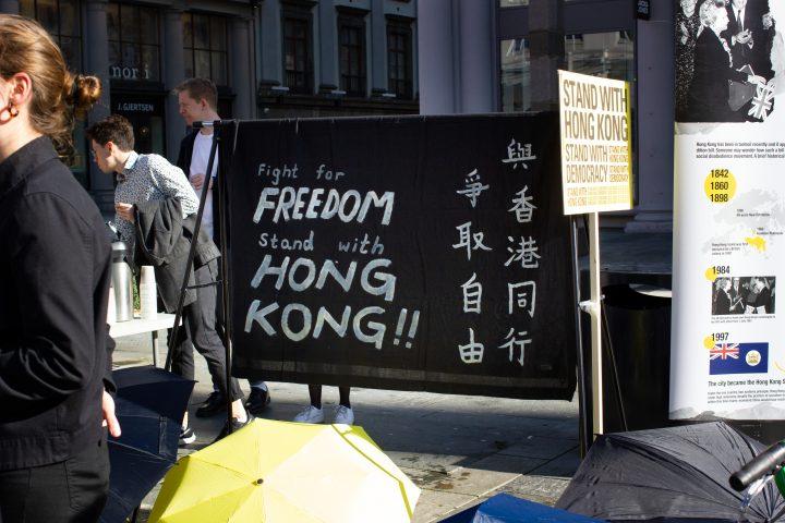 Khrono: UiB anbefaler studenter i Hongkong å reise hjem
