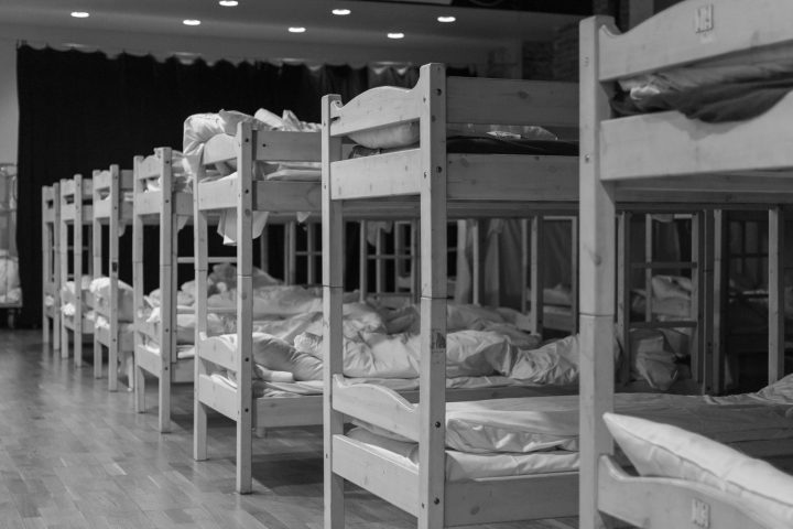 Hva skjer med Bergens hjemløse når du går og legger deg?