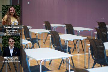 Studentene er stresset nok, ikke send dem til Fantoft