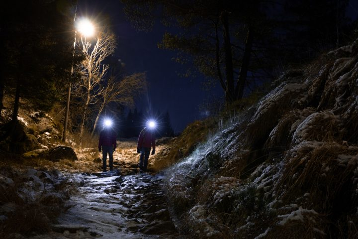 Lighting the Way: Being active as a student in winter