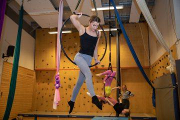 Fra omreisende sirkus til norgesmesterskap