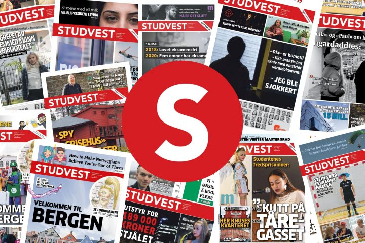 Studvest is looking for new journalists