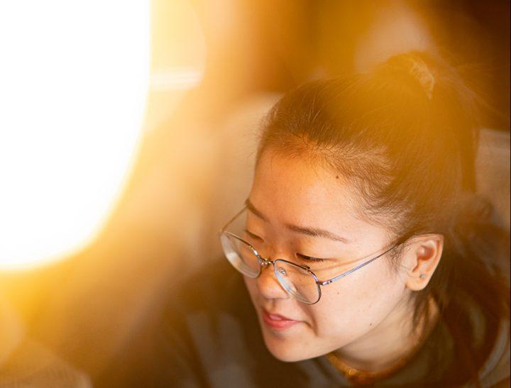 BEKYMRET: Lu Ying Yao bor med mange studenter og kjente på bekymring da smitten var stor.