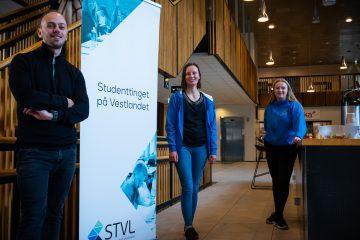 Kva gjer Studenttinget på HVL for deg som student?