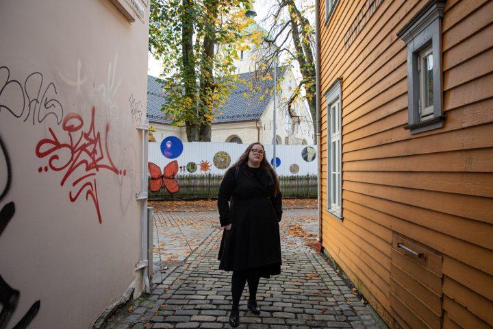 Studentfattigdom, kjærlighet og feminisme i Bergen by