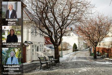 Pandemien varer ikke evig for studentlivet i Bergen