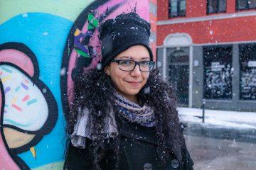Fra Beirut til Bergen: Bruker tegning som terapi