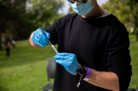 Her var det flest smittetilfeller etter fadderuken