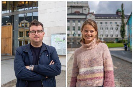 I Bergen er det kun studentboliger til hver femte student