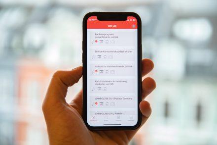 Mitt UiB-appen er historie