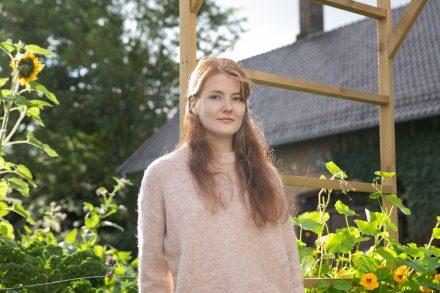 Studenten Pauline er delegat på FNs klimatoppmøte i Glasgow